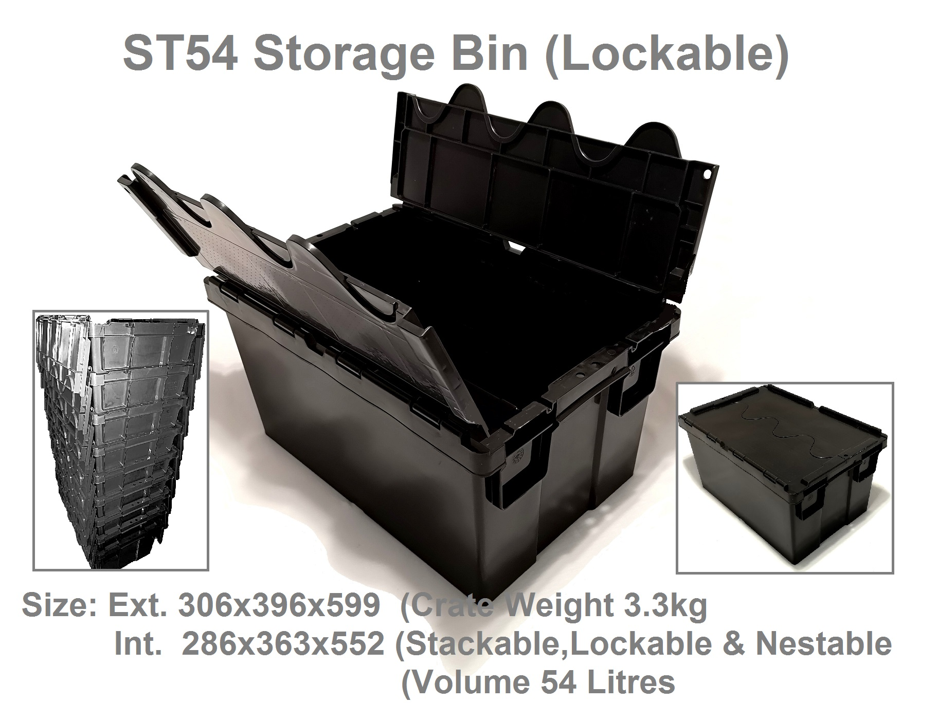 crates-plastic-locking-bin-box